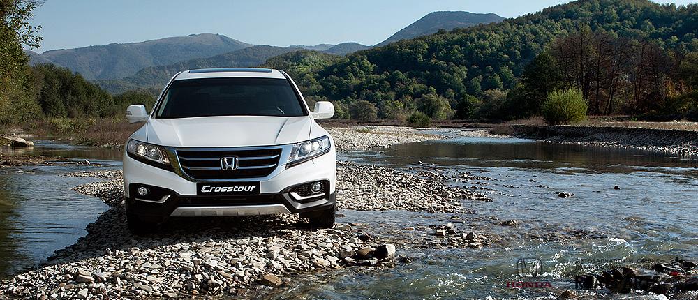 Ремонт Honda Crosstour в REALPARTS